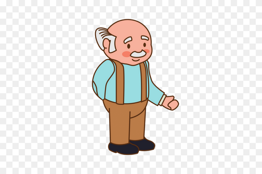 Grandfather Png Clipart - Grandfather Clipart