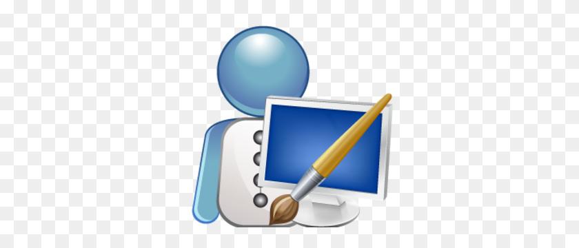 Graphic Design Clipart Clip Art - Personal Computer Clipart