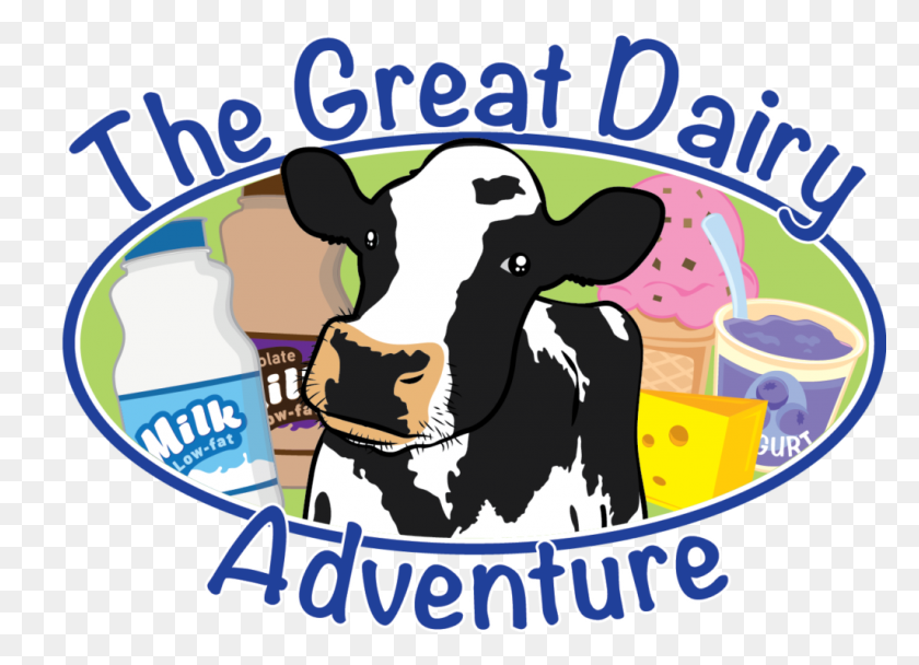 Great Dairy Adventure - Milking A Cow Clipart
