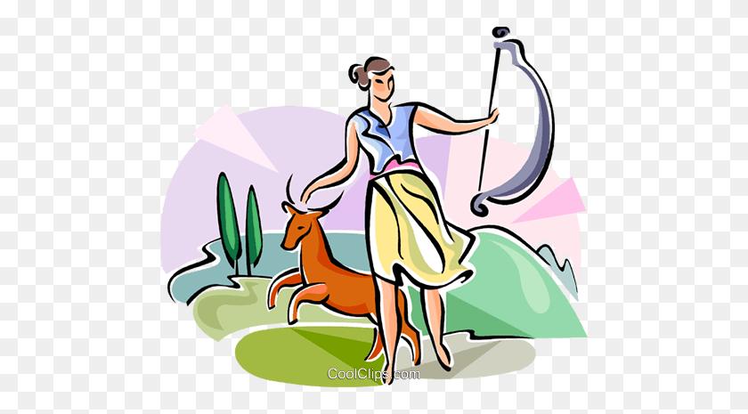 Calypso Greek Mythology Cartoon , Free Transparent Clipart - ClipartKey