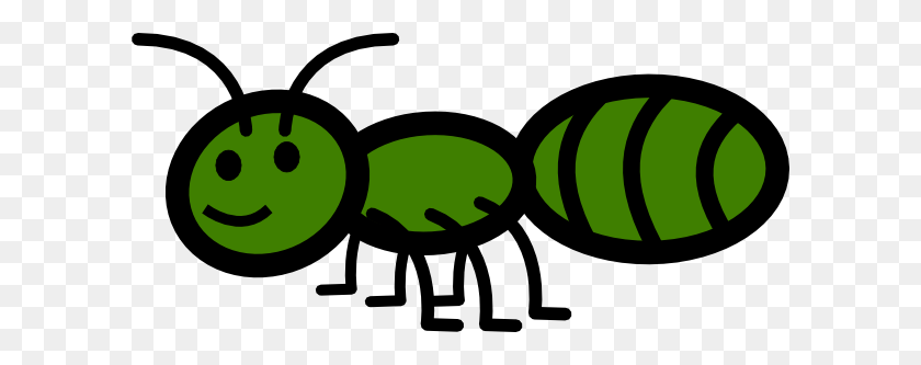 Green Ant Clip Art - Ant Clipart PNG