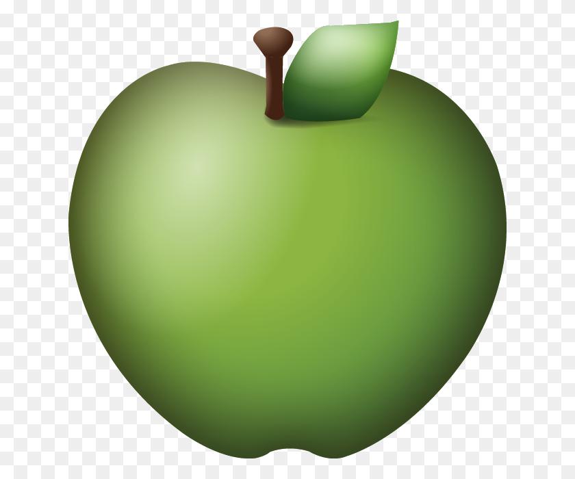 Green Apple Fruit Png, Green Apple Png Image - Bitten Apple PNG