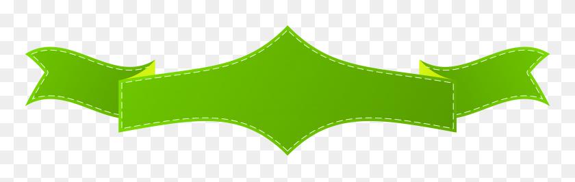 8000x2116 Green Art Banner Transparent Png Clip Art Gallery - Moana Clipart PNG