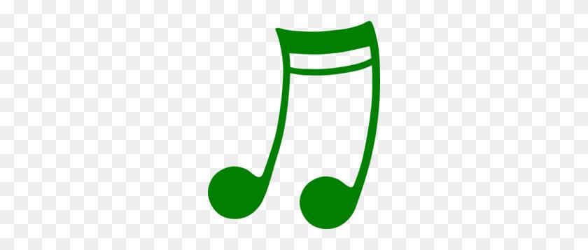 Green Clipart Music Note - Music Border Clip Art