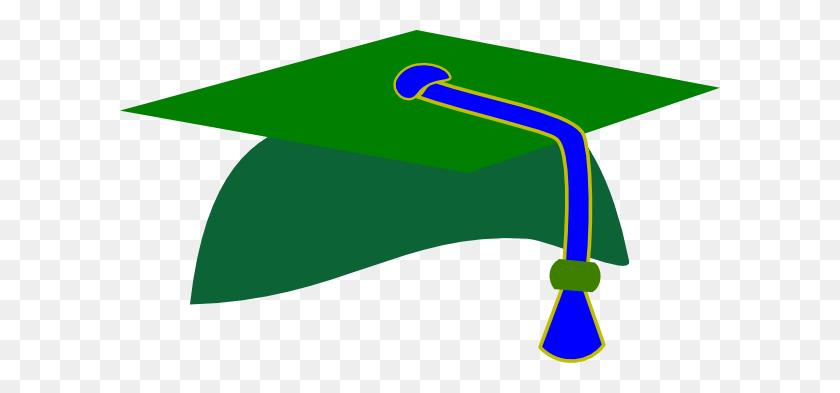 Green Graduation Cap Png Clip Arts For Web - White Graduation Cap Clipart