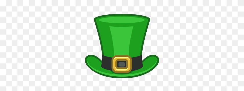 Green Hat Clip Art - Top Hat Clipart