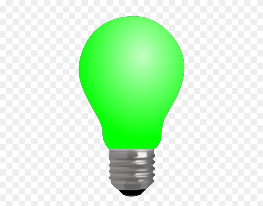 Green Light Bulb Clipart Clip Art Images - Light Bulb Clipart No Background