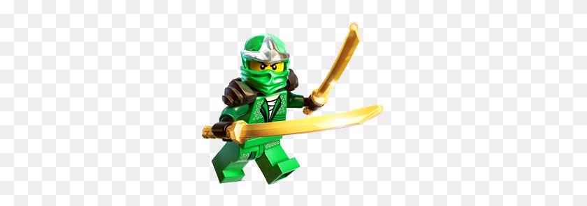 Green Ninjago - Ninjago PNG