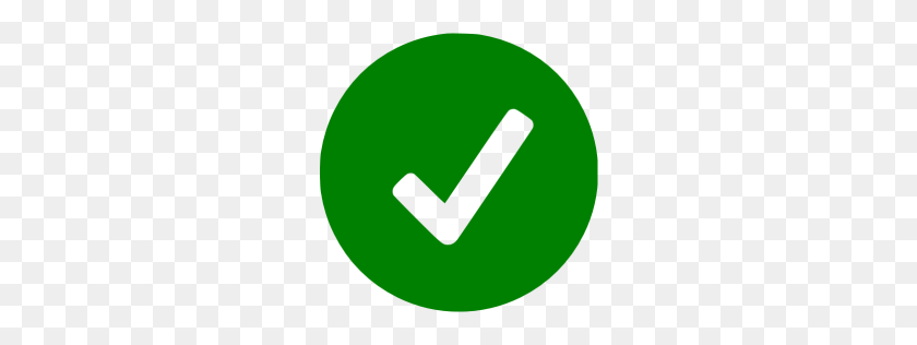 Green Ok Icon - Ok Sign PNG