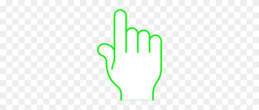 Green Pointer Finger Png Clip Arts For Web - Pointer Finger PNG
