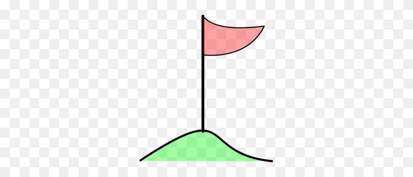 Green Racing Flag Clipart - Racing Flag Clipart