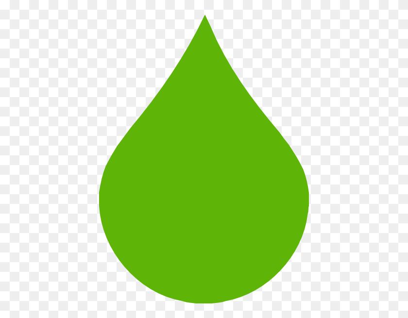 Green Raindrop Clip Art - Raindrop Clipart