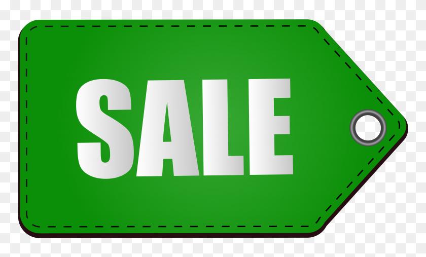 Green Sale Tag Transparent Png Clip Art Gallery - Sale Tag Clip Art