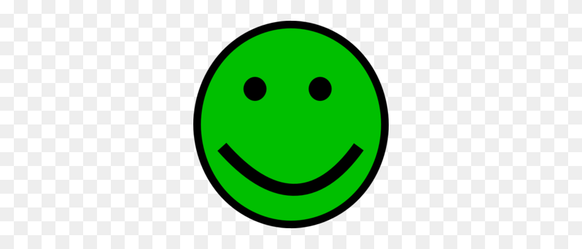 Green Smiley Face Clip Art Emotions - Smiley Face Clip Art Emotions