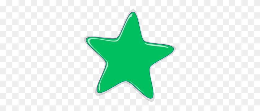 Green Star Clip Art - Star Clipart Transparent Background