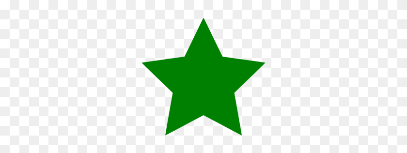 Green Star Icon - Star PNG Image