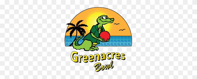 Greenacres Bowl Gator Pro Shop - Florida Gator Clipart