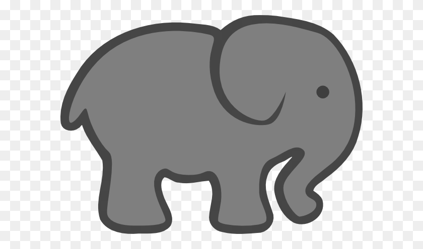 Grey Elephant Mom Baby Png Clip Arts For Web - Mom And Baby Elephant Clipart