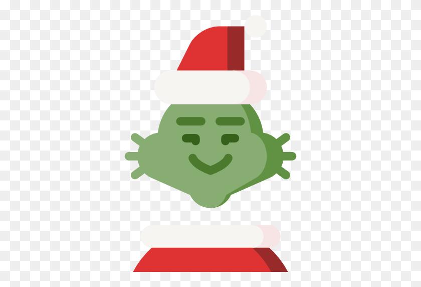 Grinch - Grinch Face Clip Art