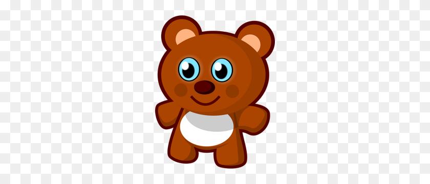 Grizzly Bear Clipart Little Bear - Grizzly Bear Clipart