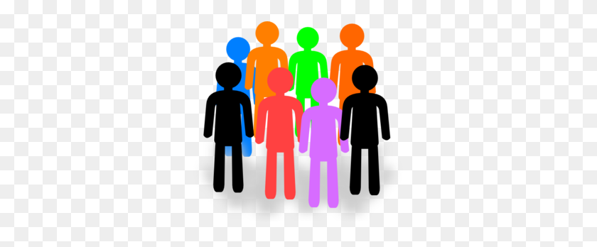 299x288 Group Clipart - Meeting Clipart