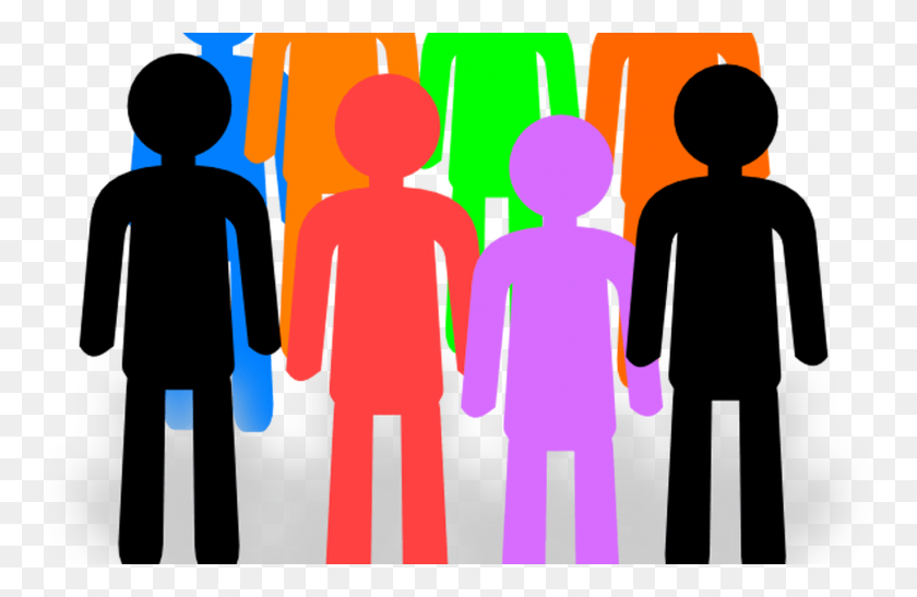 Group People Clipart Png Clipart Station Hot Trending Now - People Standing PNG