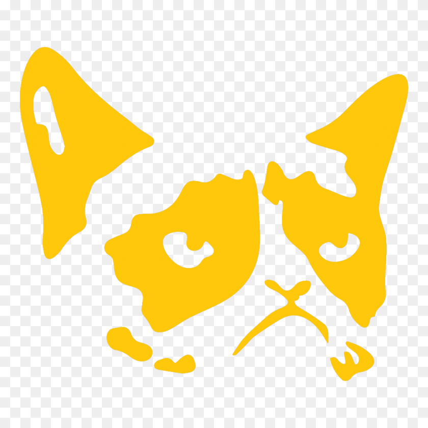 Grumpy Cat - Grumpy Cat Clipart