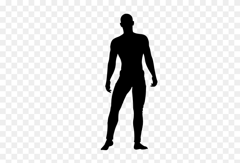 Gt Person Figure Standing Isolated - Person Standing PNG