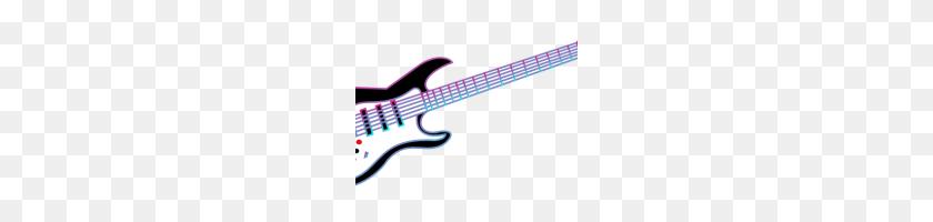 Guitar Cliparts Bass Guitar Electric Guitar Clip Art Daniela - Bass Clipart