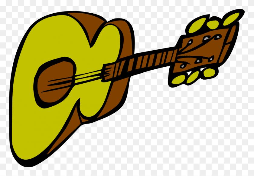 Guitar Ganson - Maestro Clipart