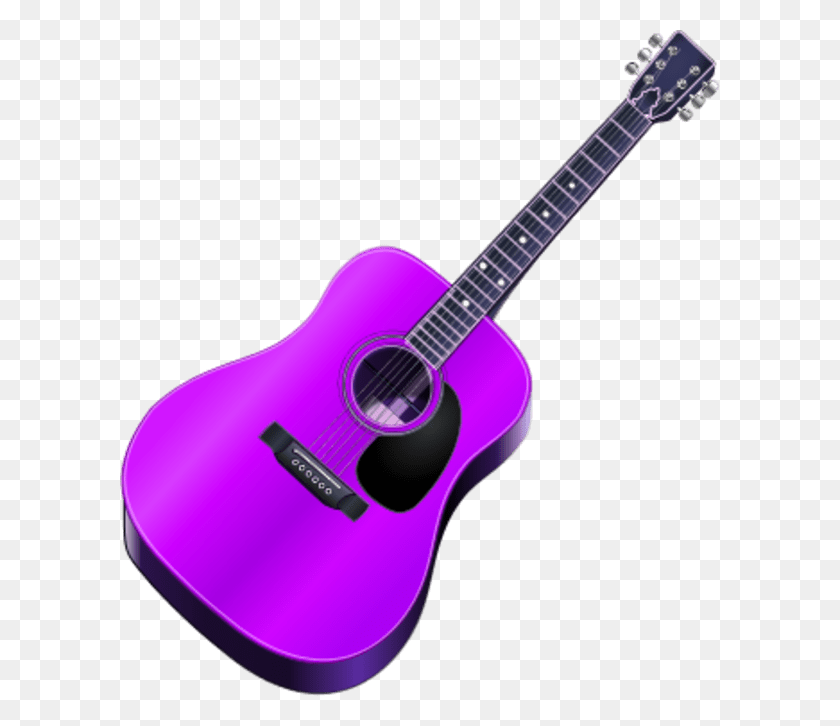 Guitar With Flower Clip Art Gardening Flower And Vegetables - Mexican Guitar Clipart