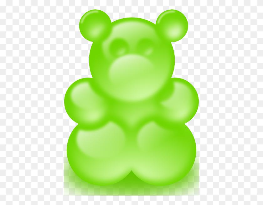 Gummy Bear Sort Of Clip Art Free Vector - Teddy Bear Clipart Images
