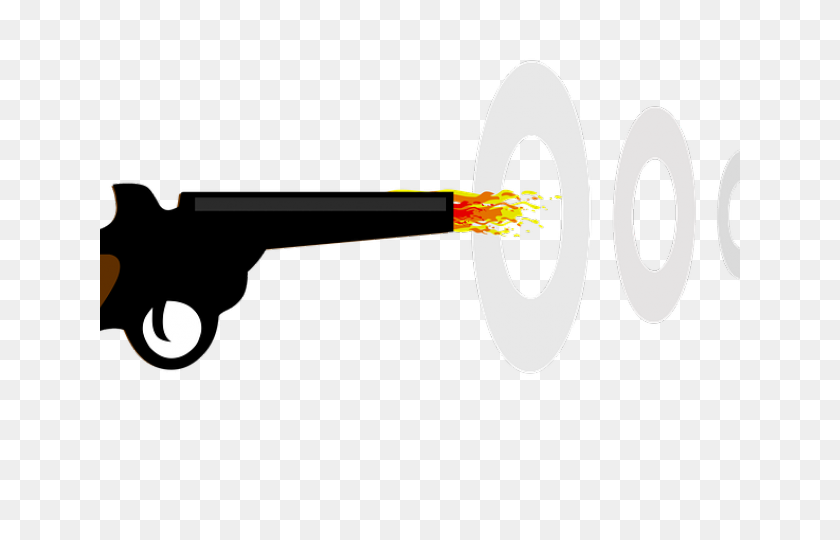 Gun Shot Clipart Machine Gun - Tommy Gun Clipart