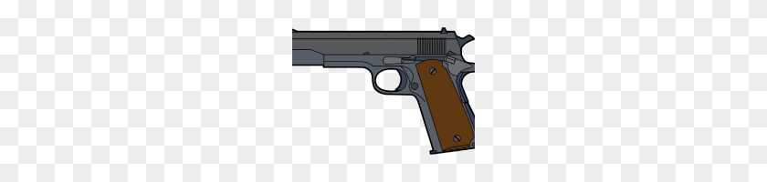 Guns Clip Art Clipart Gun Hand Gun Graphics Illustrations Free - Nerf Clipart