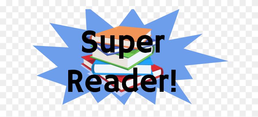 Gwinnett County Public Library Super Reader Party! - Super Reader Clipart