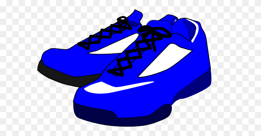 Gym Shoes Clipart Cartoon - School Gym Clipart