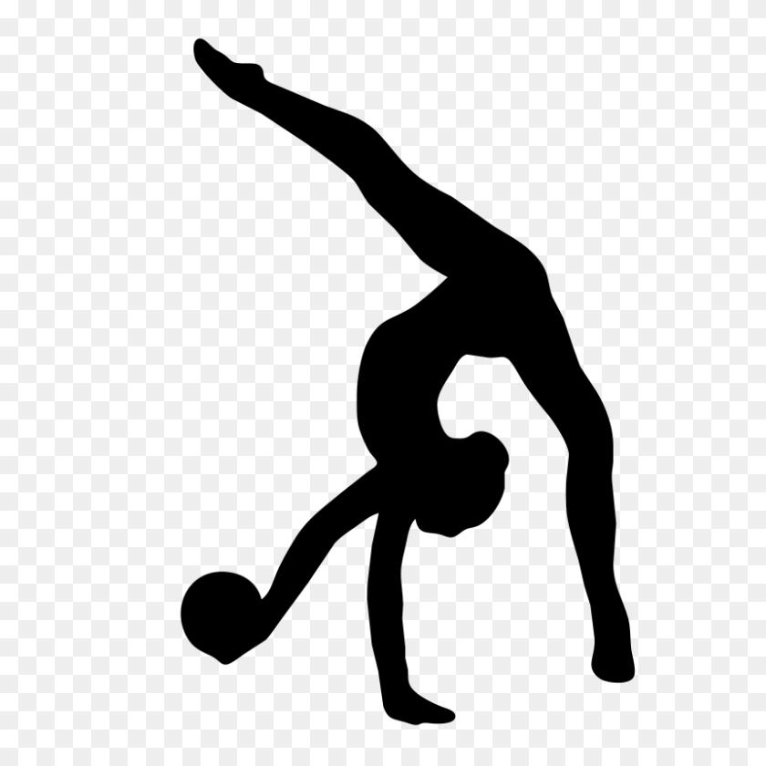 Gymnastic Clip Art - Parkour Clipart