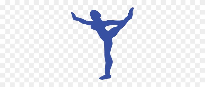 Gymnastic Clip Art Free Vector - Performing Arts Clipart