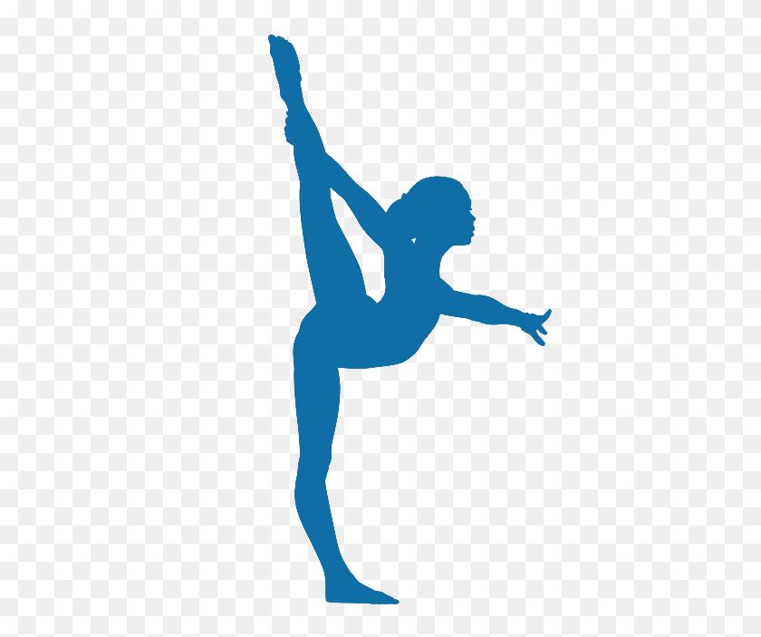 Gymnastics Silhouettes Transparent Free Download Clip Art - Free Gymnastics Clipart