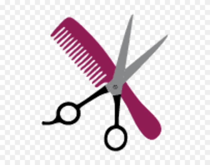 Haircut Clipart Scissors, Haircut Scissors Transparent Free - Hair Shears Clipart
