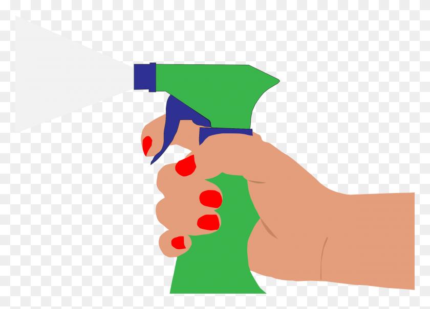 Hairspray Clip Art, Fly Gyal - Spray Paint Clipart