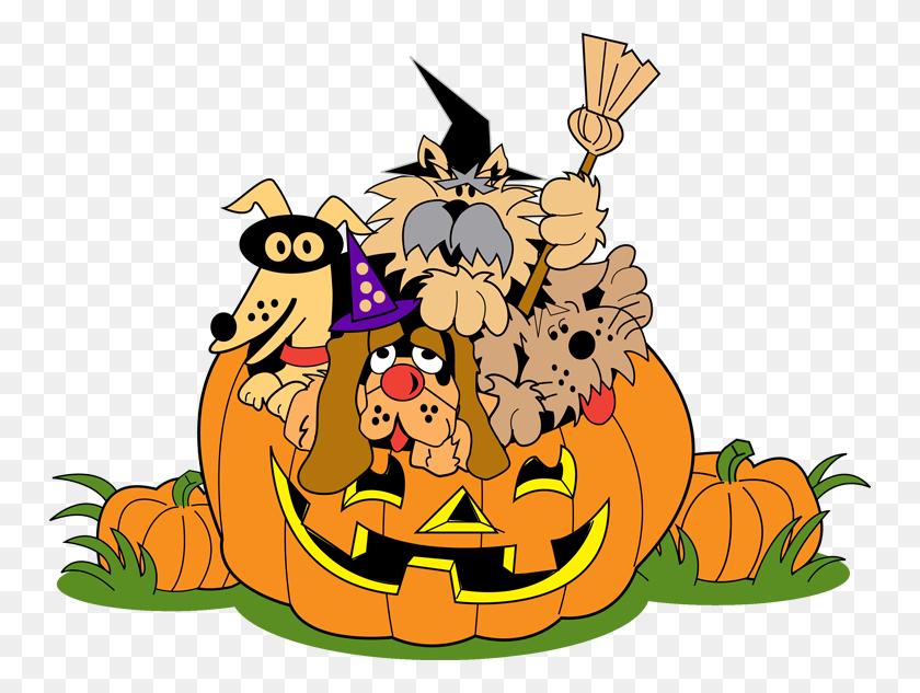 Halloween Animal Clipart - Winter Animals Clipart