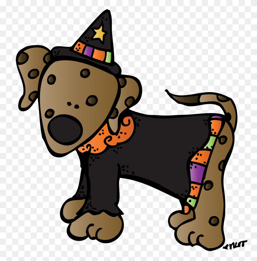 Halloween Clip Art Black Cats Animals - Halloween Birthday Clipart
