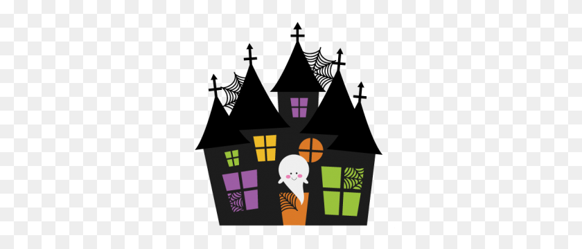 300x300 Halloween Clip Art Home - Lynx Clipart