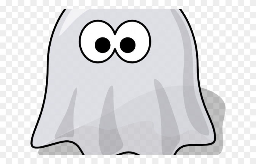 Halloween Clipart Clipart Ghost - Halloween Clipart Black And White
