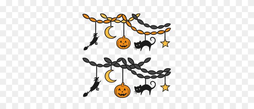 Halloween Decoration Halloween Clip Art Festival Collections - Party Favor Clipart