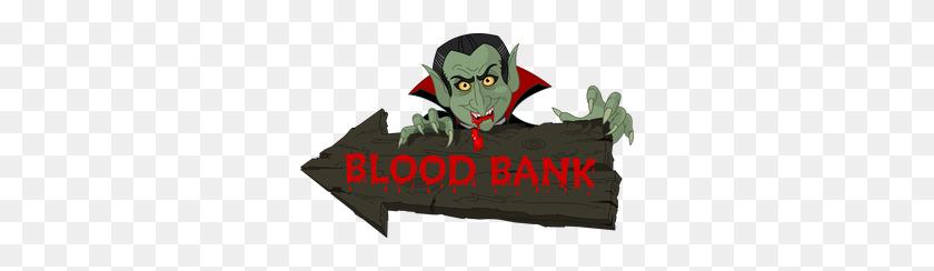 Halloween, Dracula Blood Bank Clip Art Clip Art - Scary Halloween Clipart