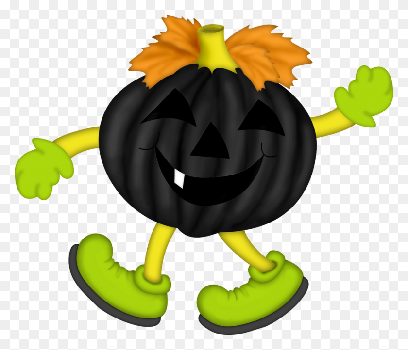 Halloween Halloween Clipart - Pumpkin Halloween Clipart