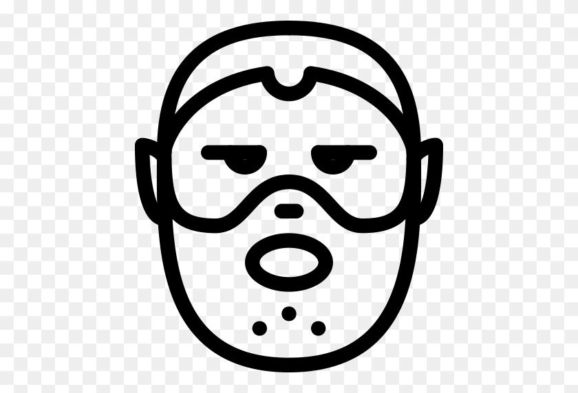 Halloween, Hannibal, Killer, Lecter, Mask, Murder, Serial Icon - Serial Killer Clipart