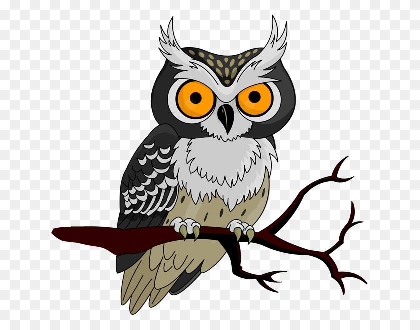 Halloween Owl Clip Art - Panda Head Clipart